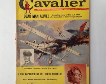 1957 Cavalier Mens Magazine