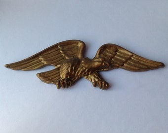 Homemade Cast Aluminum Eagle from 1985 REDUCED
