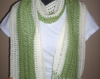 DivaDeluxe Soothing Sage Scarf