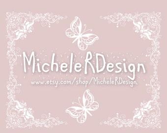 Custom Watermarks - Design 4
