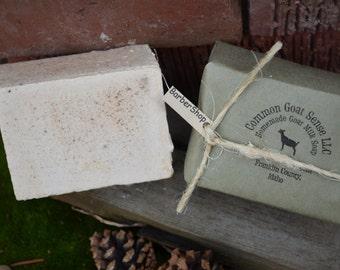 Barber Shop Goat Milk Castile Soap
