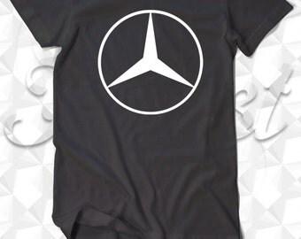 Mercedes benz t shirt for Mercedes benz t shirt