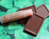 Natural Chocolate Peppermint Lip Balm
