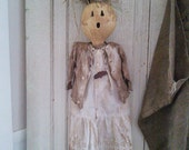 primitive gourd ghost