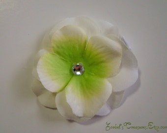 Flower Hair Clip - One Size - #105