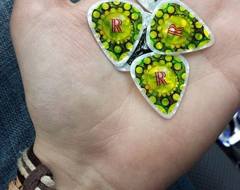 Renaissance Man Guitar Picks