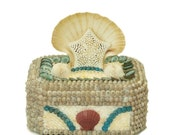 Sailor's Valentine Seashell Box