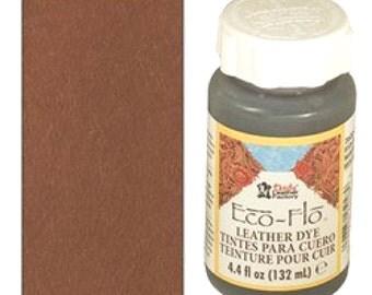 Eco-Flo Leather Dye 4.4 oz (132 mL) Timber Brown 2600-05