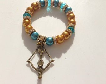 Hunger Games Inspired Bracelet