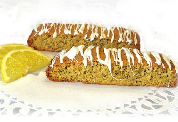 Lemon-Pecan Biscotti, Gluten-Free Recipe — Dishmaps