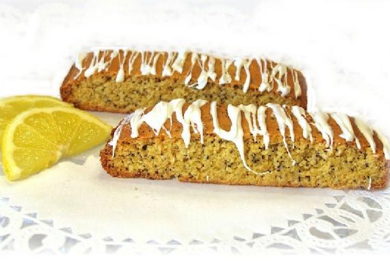 Lemon-Pecan Biscotti, Gluten-Free Recipe — Dishmaps