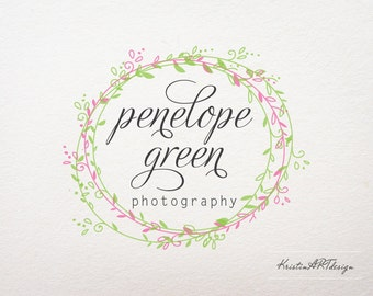 Photography Logo - Customized for any business logo - Premade Photography Logos- Watermark 084