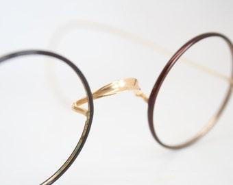 Gold Frame John Lennon Glasses : Popular items for john lennon glasses on Etsy