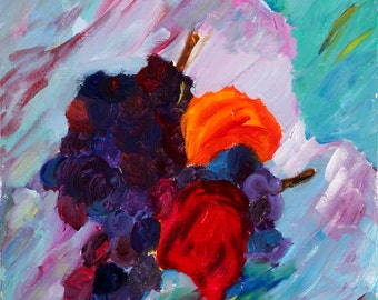 Fine Art Print, Giclee , Impressionistic**SHIPS FREE** in USA