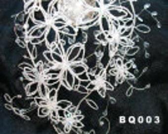 CRYSTAL BOUQUET - Swarovski Crystal Teardrop Bouquet
