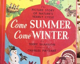 Come Summer Come Winter by Terry Shannon 1956