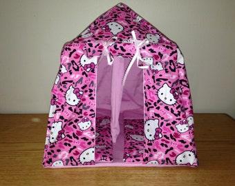 Sanrio Hello Kitty Cheetah Barbie Tent