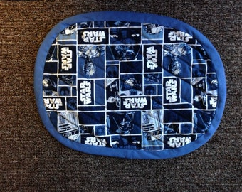 Star Wars Placemats. 2 sets of four.
