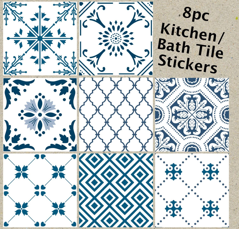 tegel stickers voor keuken badkamer waterdicht verwisselbare