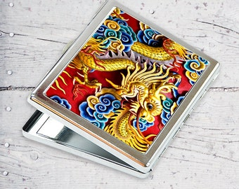Dragon Sublimated Cigarette Box