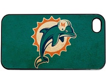Miami Dolphins cell phone Case / Cover for iPhone 4, 5, Samsung S3, HTC One X, Blackberry 9900, iPod touch 4 / 817