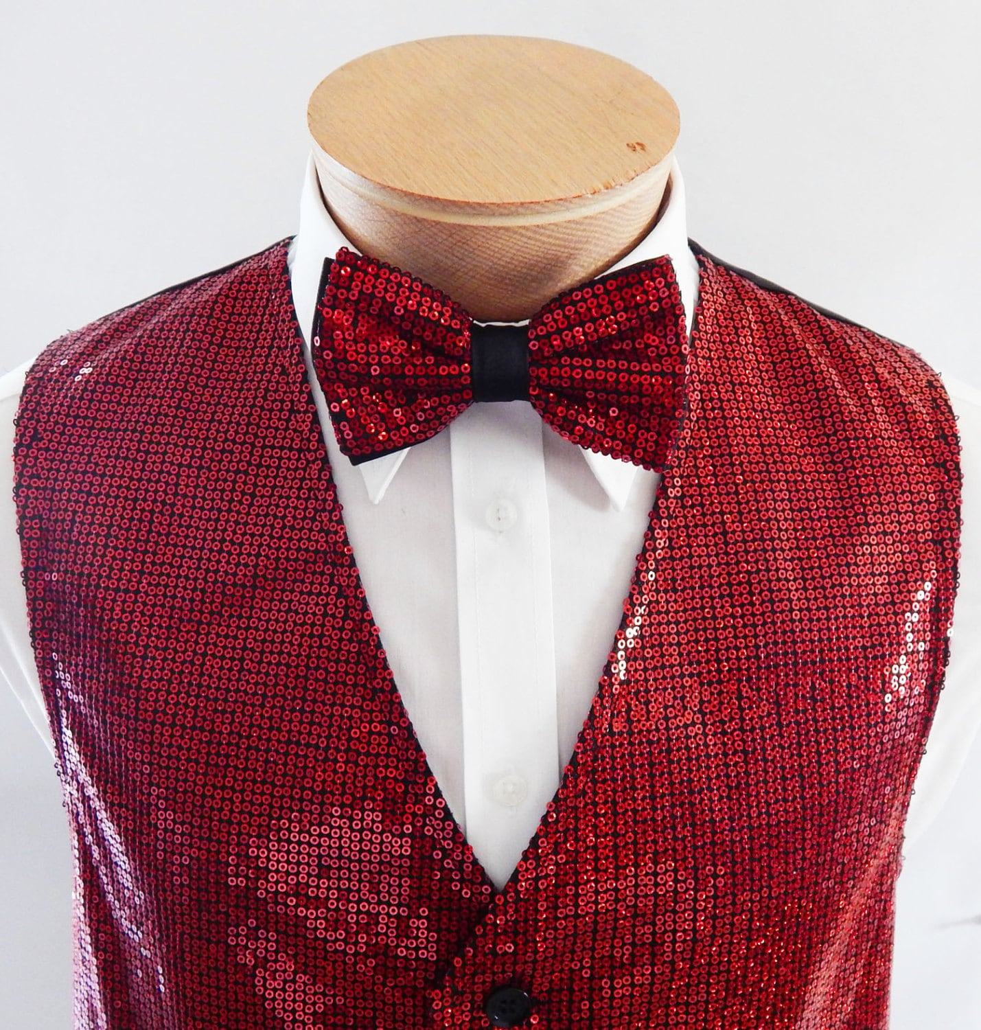 Vest and Tie Sets for all of your Formal Occasions.