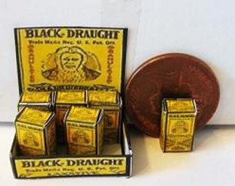 BLACK DRAUGHT