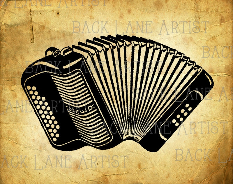 vintage hohner accordion muscial instrument clipart lineart accordion clip art png accordion clip art free