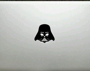 Star Wars Darth Vader vinyl decal sticker Apple MacBook Pro Air iPad iPhone