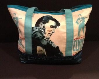 Elvis Presley Tote
