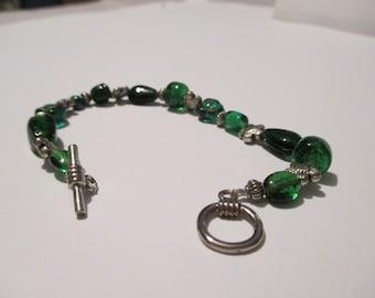 Luck of the Irish bracelet