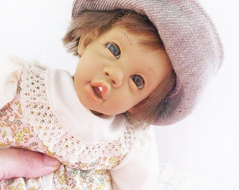 Rare Paola Reina Emotional Character Doll Limited Edition