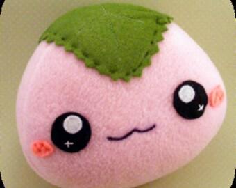 Pink Sakura Mochi Plushie