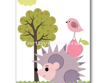 Bird Nursery Baby Girl Nursery Art Baby Nursery Printable Digital Kids Digital Art Baby Print Download 8x10 11X14 INSTANT DOWNLOAD Art