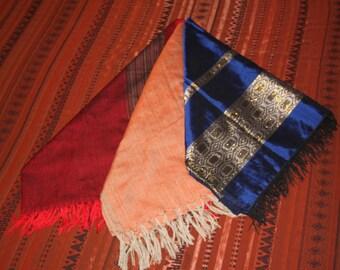 Vibrant Ethiopian Scarves