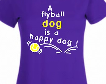 Limited offer, a flyball dog is a happy dog