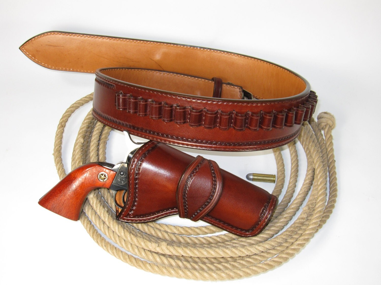 handmade custom leather western holster and belt zeppy io