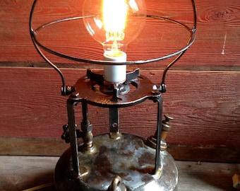 Gary - Repurposed Oil lamp lantern