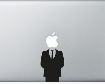 Stickers Macbook 11-13-15-17 inches - Anonymous