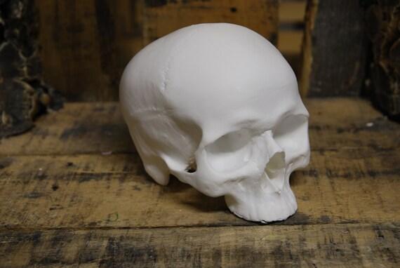 Static Making Skulls Relatively Cheaply