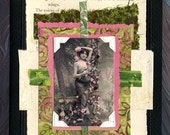 Old Sweetheart Love Collage Card