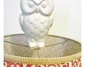 Owl Finial - Owl Decor - Whimsical Decor