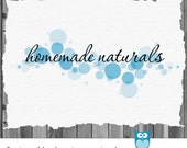 Instant Download One of a Kind Watermark Logo Design for Photographers Small Business Company Soap Bubbles