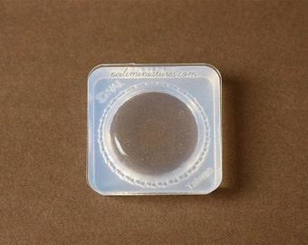Life Size Fake Macaron Silicone Mold - 37mm Macaron