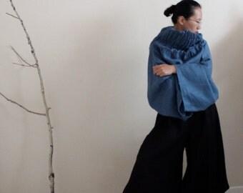 Ninja linen pants custom fit only by annyschoo