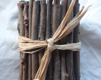 Rustic Twig container