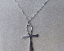 Ankh Necklace, ankh jewelry