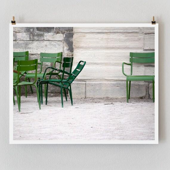 Paris Photography, Listening In Paris Print, Large Art Print Fine Art Photography