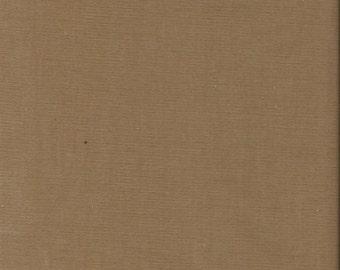 "RALPH LAUREN Dark Tan/Camel Stretch Corduroy Fabric. 60"" wide. 1 yard."