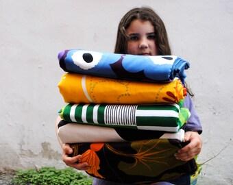 Custom Marimekko Picnic Blanket- Design Your Own XL Marimekko Picnic Blanket - Eco Friendly Picnics
